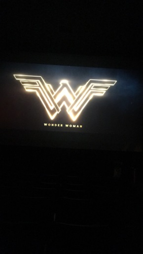 I went to see Wonder Woman as a break from the cold. Spectacular!