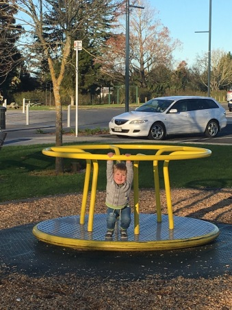 D loves Roundabouts now