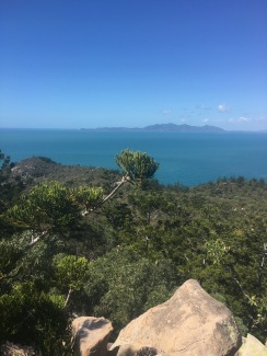 View from the fort lookout